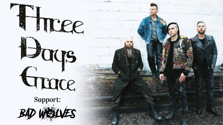 Konzertbericht: Three Days Grace und Bad Wolves am 14.10.2018 im Palladium, Köln